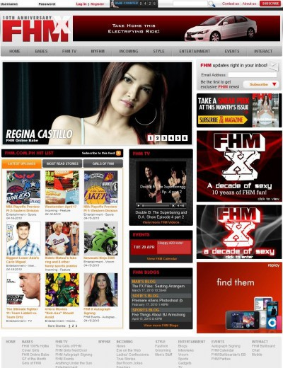 FHM.com.ph