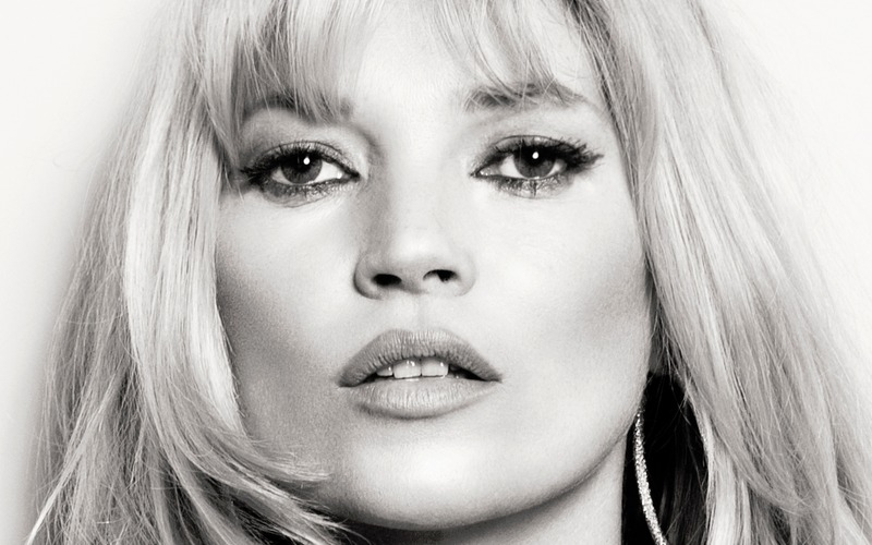 Kate Moss - Las modelos más ricas del mundo