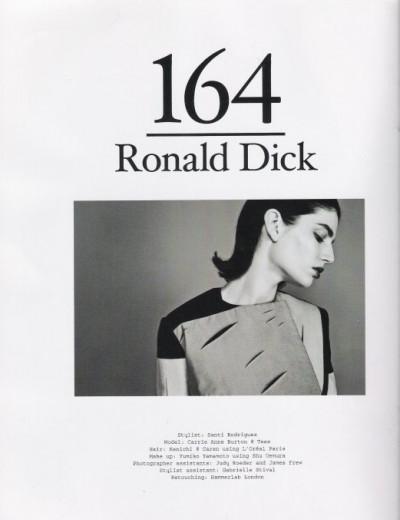 Ronald Dick