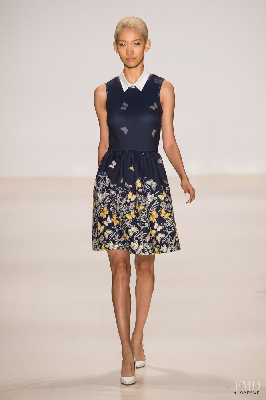 Erin fetherston fashion show Farfetch - For the Love of Fashion