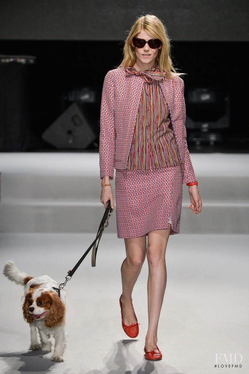 Agnes b fashion show 38