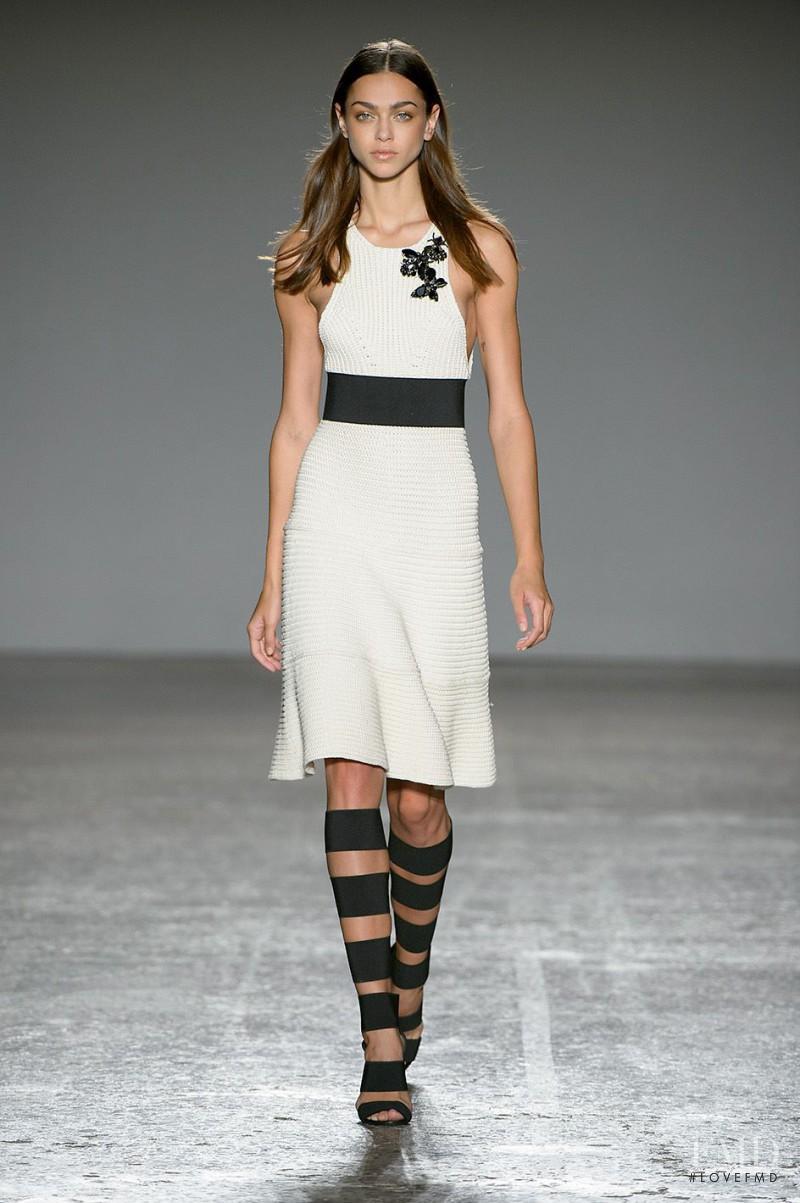 Daria Vlasova Model Fashion
