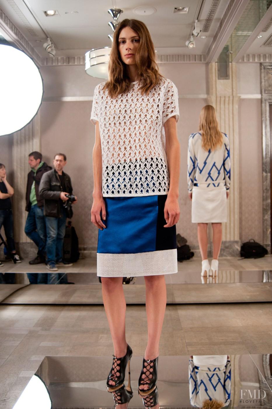 London Fashion Week - Pringle of Scotland 74