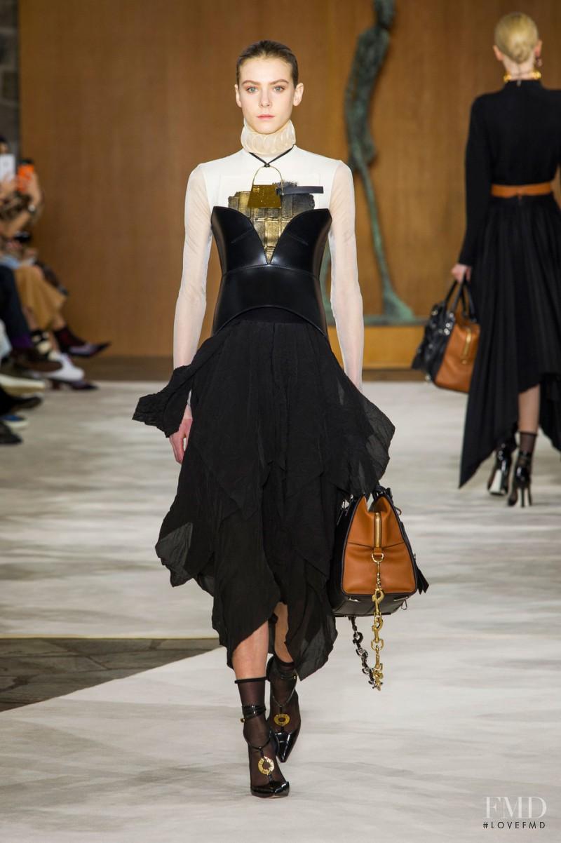 Loewe fashion show for Autumn/Winter 2016