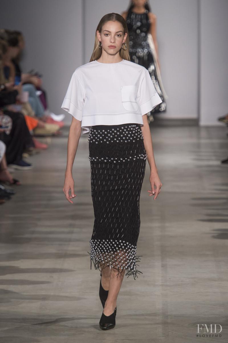 Aquilano.Rimondi fashion show for Spring/Summer 2018