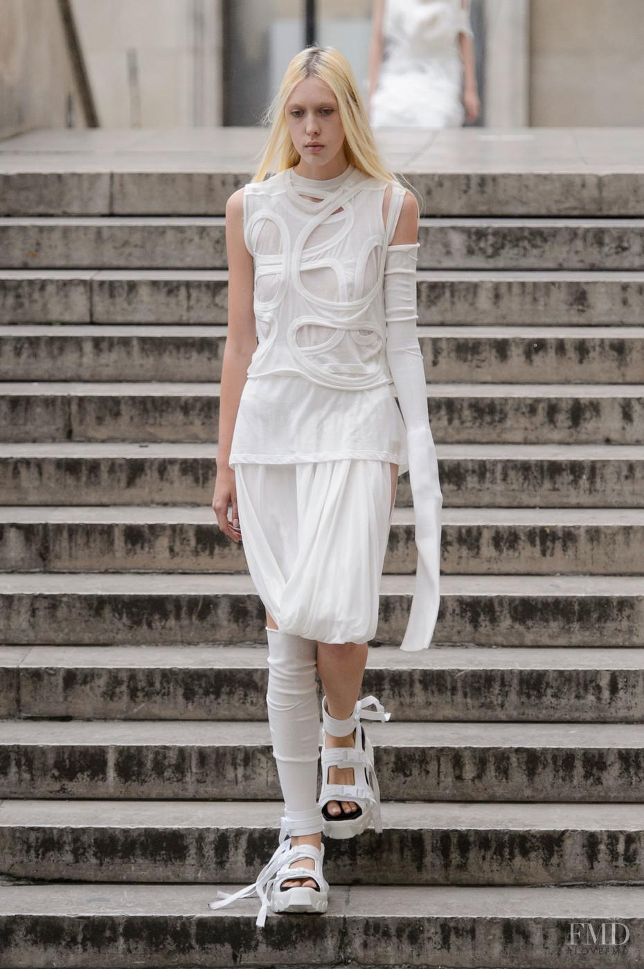 Rick owens fashion show 2018 19