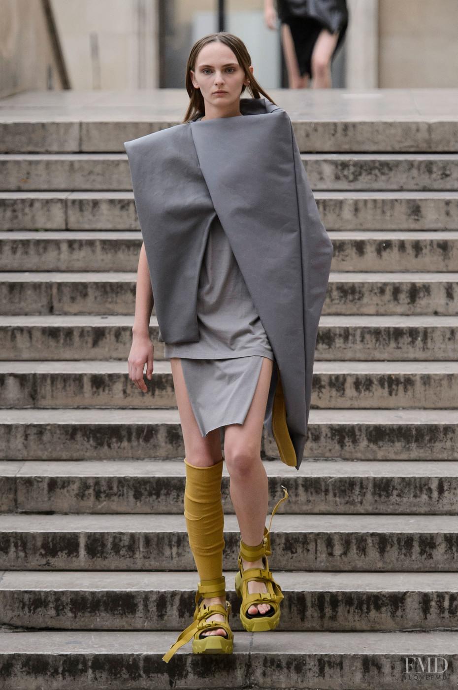 Rick owens fashion show 2018