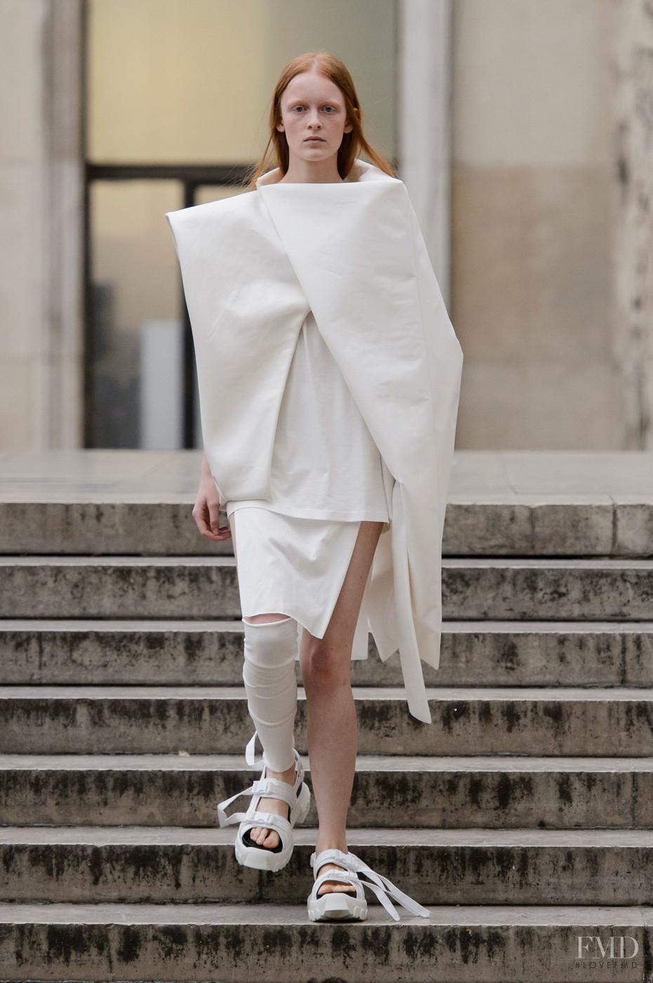 Rick owens fashion show 2018 59