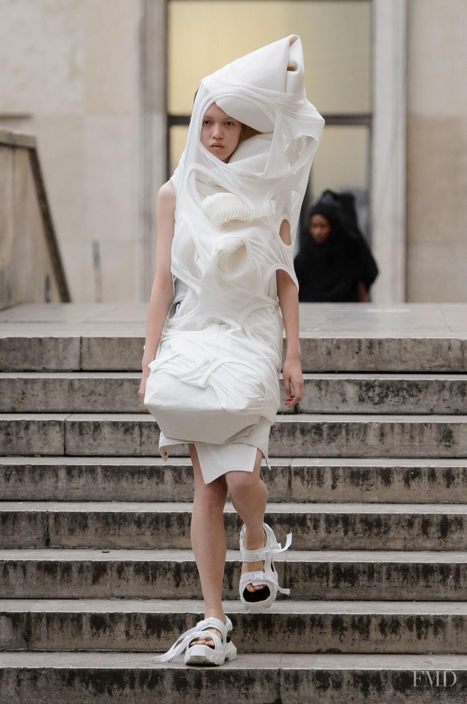 Rick owens fashion show 2018 63