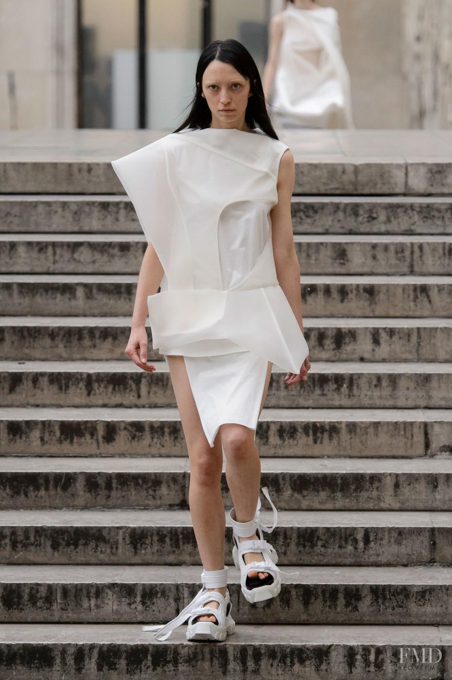 Rick owens fashion show 2018 4