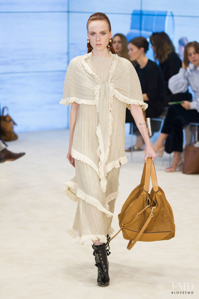 Loewe fashion show for Spring/Summer 2018