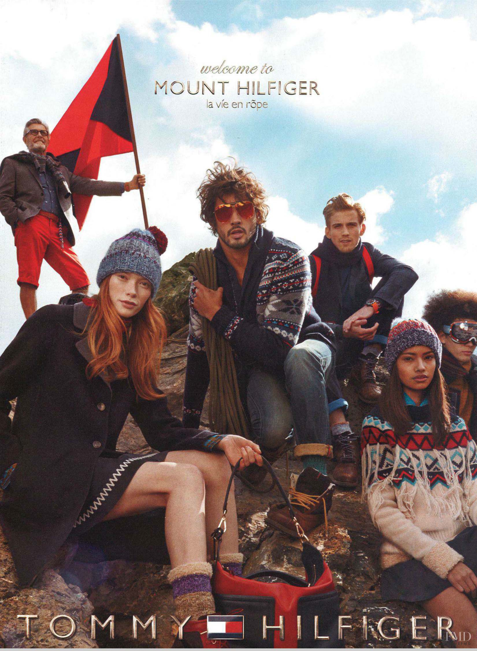 an introduction to a tommy hilfiger advertisement that insults america Vice president - tommy hilfiger jobs  director of advertising at louis vuitton north america introduction to the project management professional.