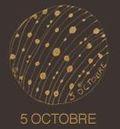 5 Octobre