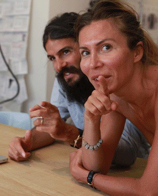 Alessandro Gallo & Francesca Rinaldo