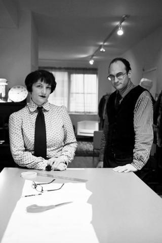 Daniel Kinne & Lynda Cohen