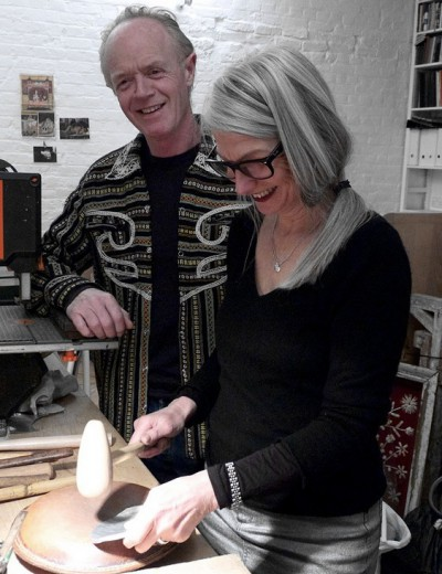 Gary Wright & Sheila Teague