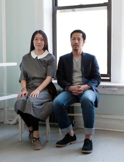 Miho Aoki & Thuy Pham