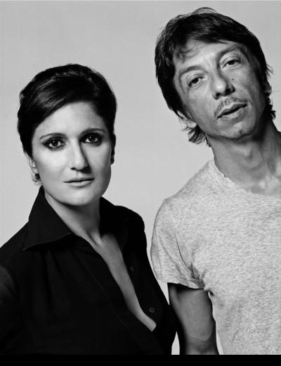 Pier Paolo Piccioli & Maria Grazia Chiuri