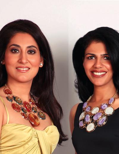 Radhika Tandon & Gauri Tandon
