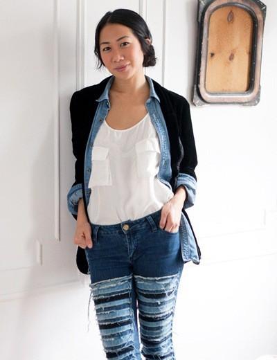 stephanie tran fashion designer designers the fmd. Black Bedroom Furniture Sets. Home Design Ideas