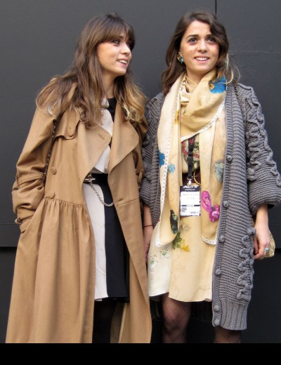 Tamara And Natasha Surguladze Fashion Designer