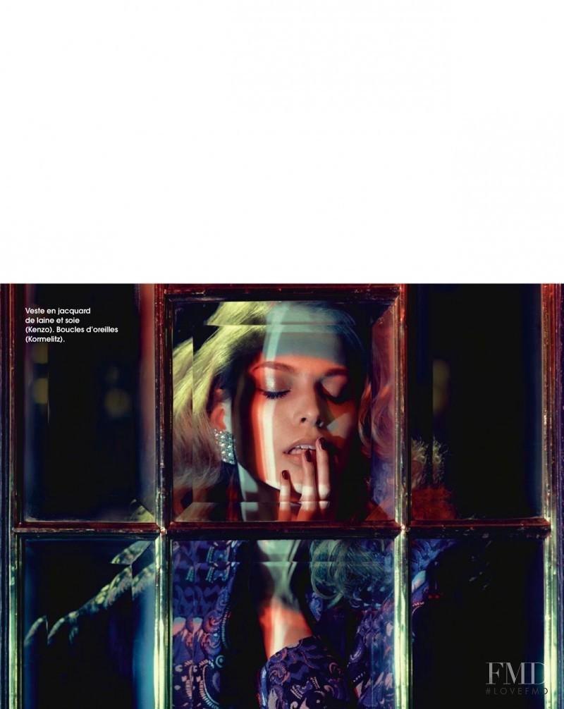 Sabina Smutna featured in Romantik, September 2013