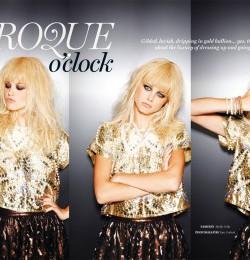 Baroque o\'clock
