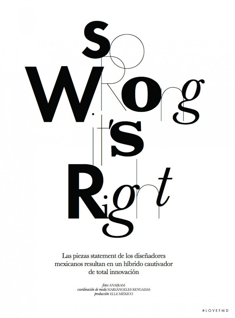 So Wrong it\'s Right, September 2013