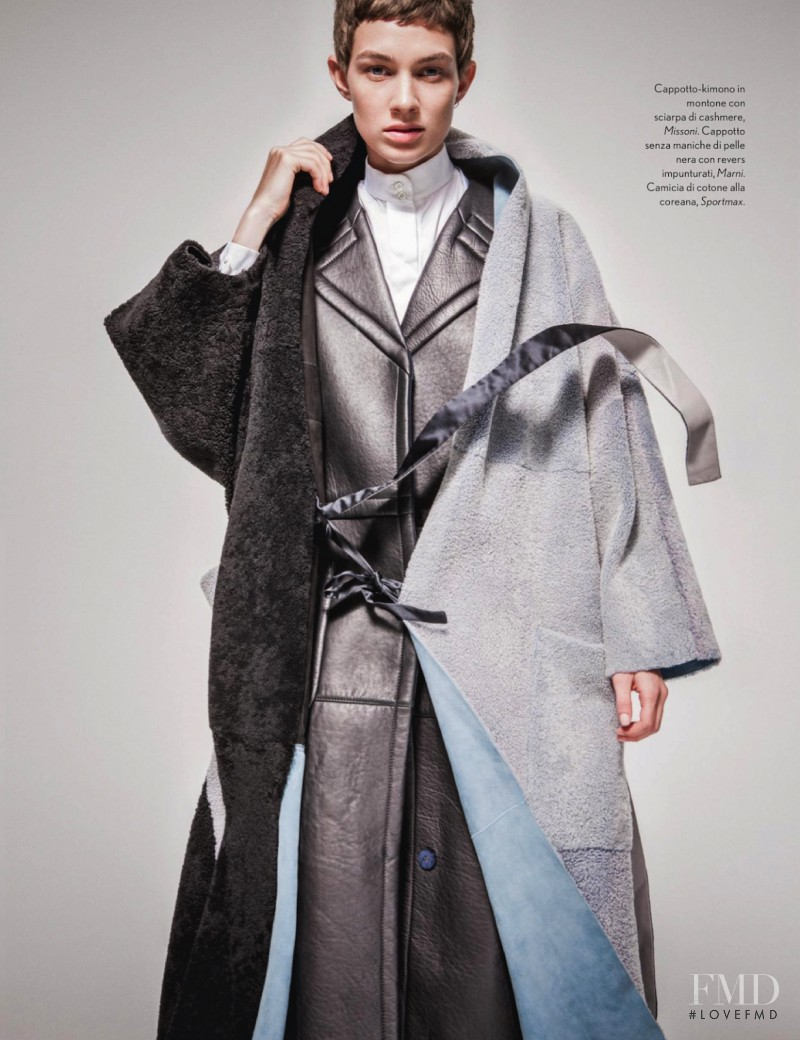 Harmony Boucher featured in Neo Chic, October 2013
