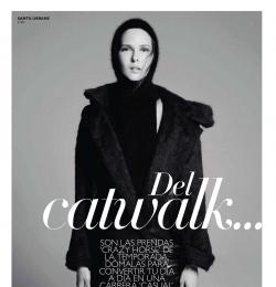 Del Catwalk...a La Calle