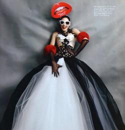 Gaga for Tahnee