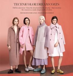 Technicolor Dream Coats