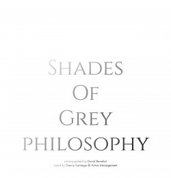 Shades Of Grey Philosophy