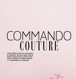 Commando Couture
