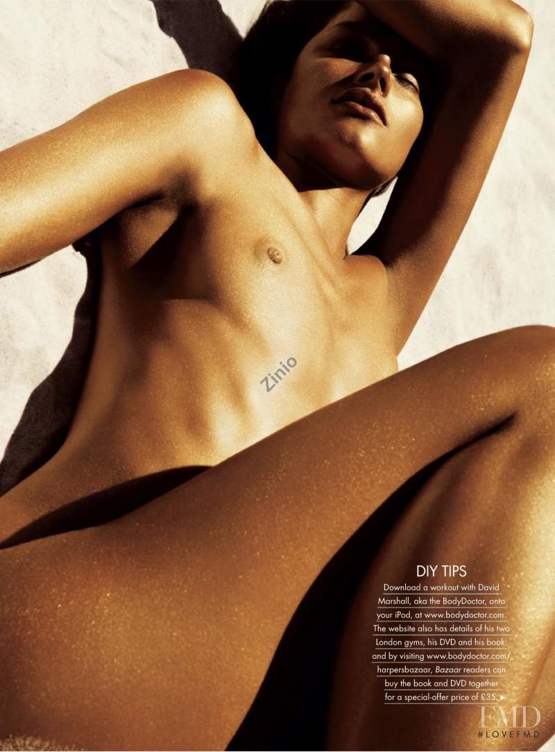 Sharon stone on her nude shoot
