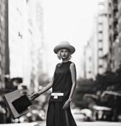 Madison Avenue Girl