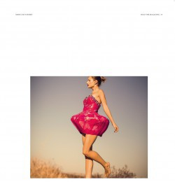 Hot Desert Fashion