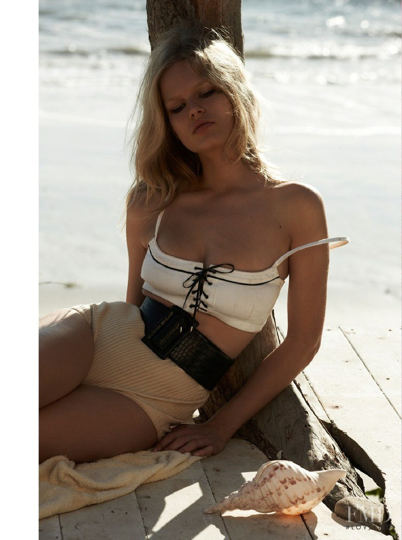 Anna Ewers featured in Anna Was Here, March 2015