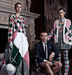 Thom Browne: What a Sport!