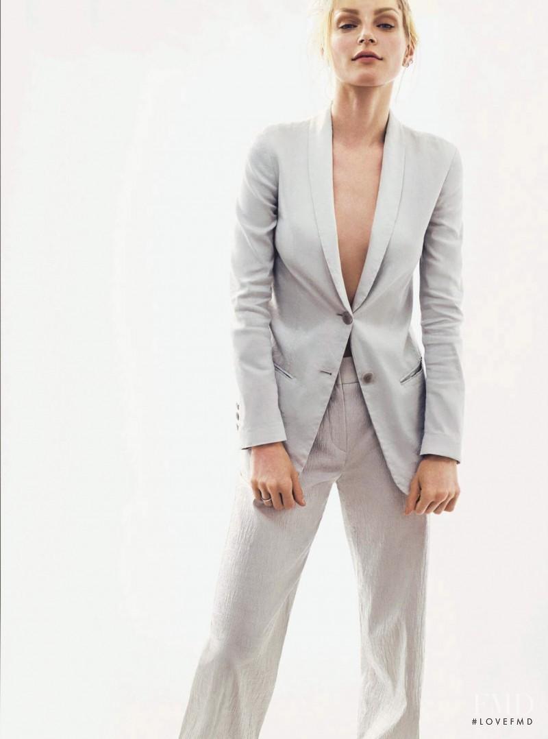 Jessica Stam featured in Jessica Stam, June 2015