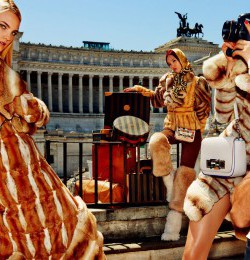 Celebrating The Magic Of Rome
