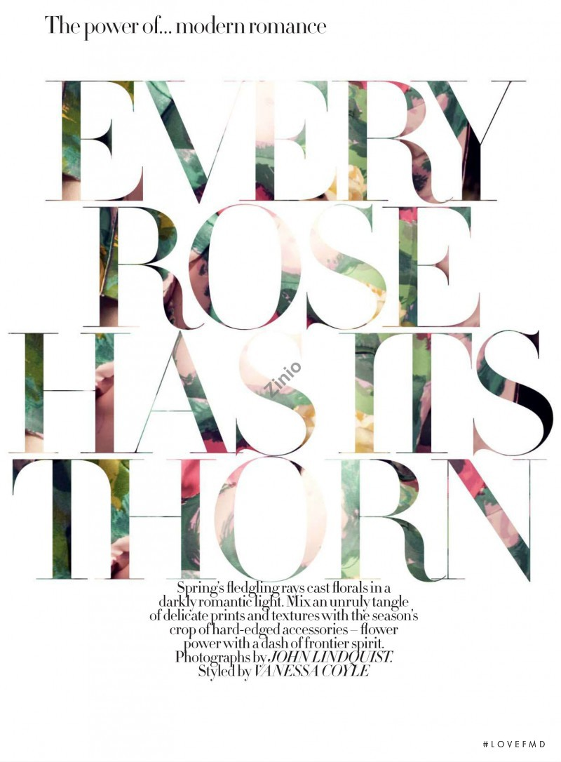 Every Rose Has Its Thorn, March 2008