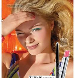 Heiße Sommer Make-ups