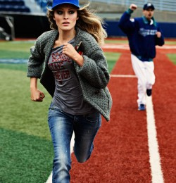 Denim & Baseball