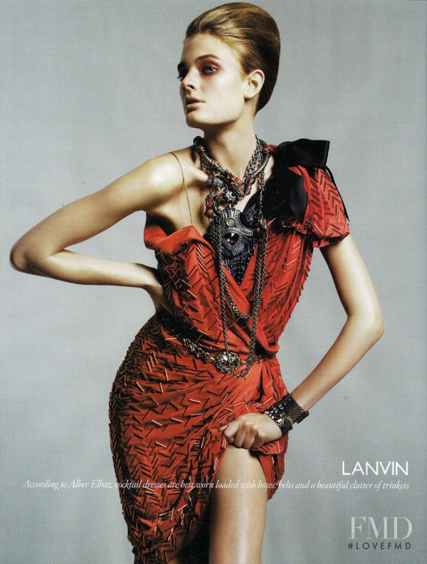 Constance Jablonski featured in Climate Change, February 2010