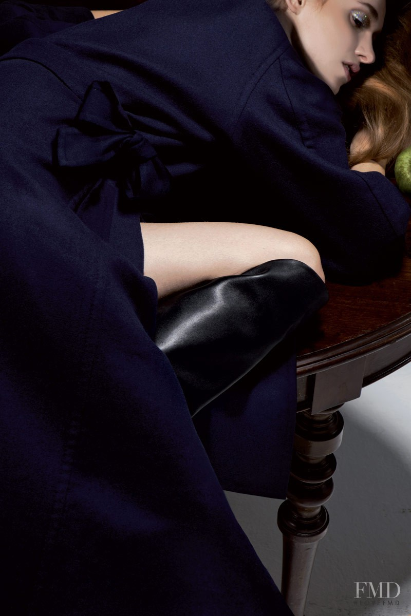 Katja Verheul featured in Mise en Place, November 2013