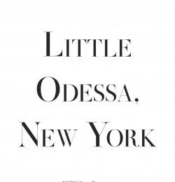 Little Odessa, New York