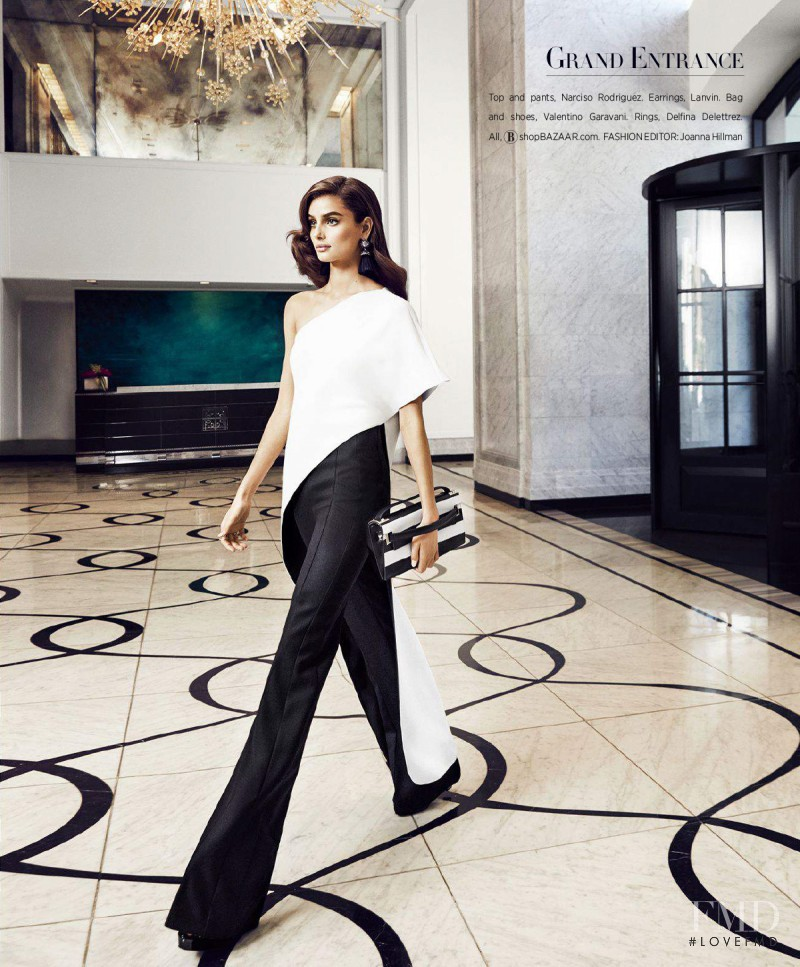 Taylor Hill featured in Chic Escape, November 2015