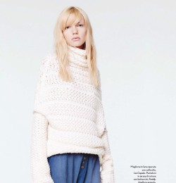 New Face: Barbora Bruskova