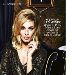 04b598bb20ac Io e Dalida in Grazia Italy with Sveva Alviti - Fashion Editorial ...